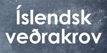 Íslendsk veðrakrov fáast í FK í Hoyvík
